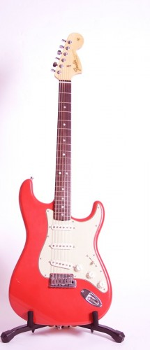 Fender Stratocaster Custom Shop 20th Anniversary Masterbuilt 2007