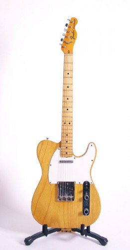 FENDER AMERICAN TELECASTER 1975 NATURAL ORIGINAL